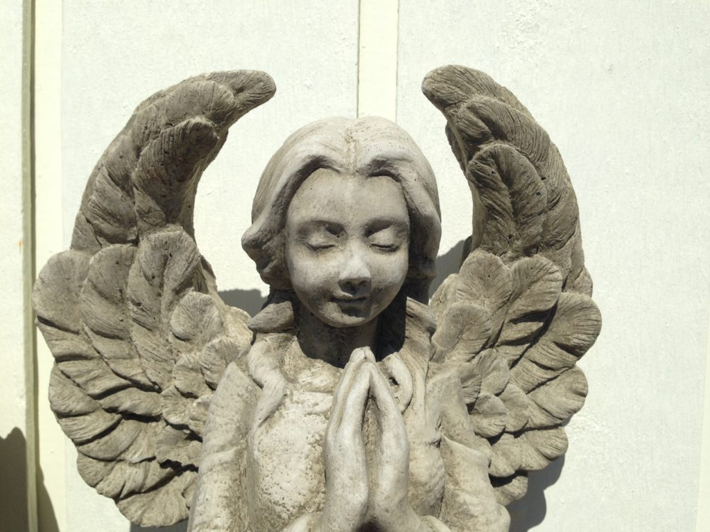 statue of angel