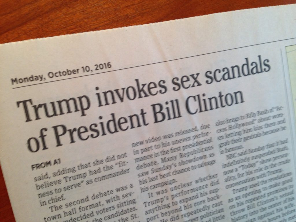 headline sex scandals