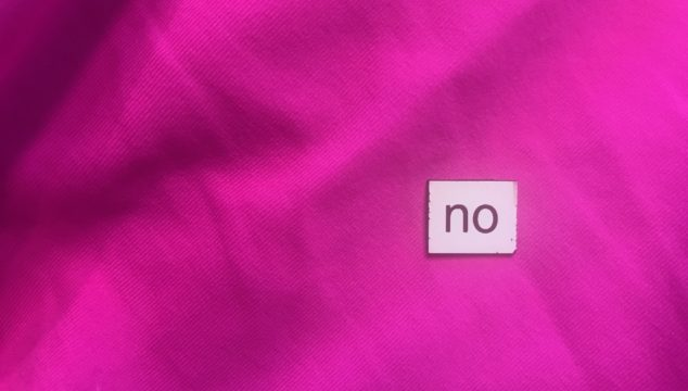 "The Smallest Possible ""No"""
